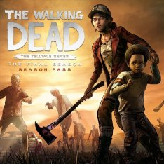 The Walking Dead: The Final Season - Episode 1-4 (2018) PC | RePack by xatab