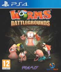 Worms Battlegrounds для PS4