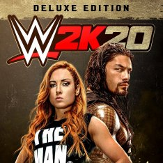 WWE 2K20: Digital Deluxe Edition (2019) FitGirl