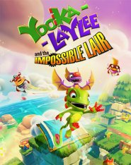 Yooka-Laylee and the Impossible Lair (2019) FitGirl