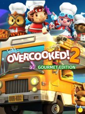 Overcooked! 2: Gourmet Edition (2018) FitGirl