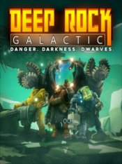 Deep Rock Galactic (2020)