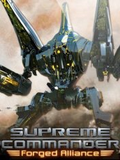 Supreme Commander - Forged Alliance (2007) xatab